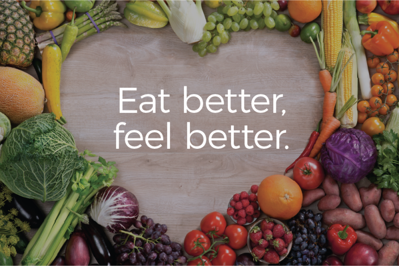 Eat Better And Feel Better