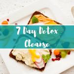 7 Day Detox Cleanse Plan
