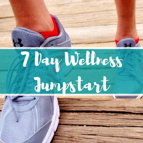 7 Day Wellness Jumpstart