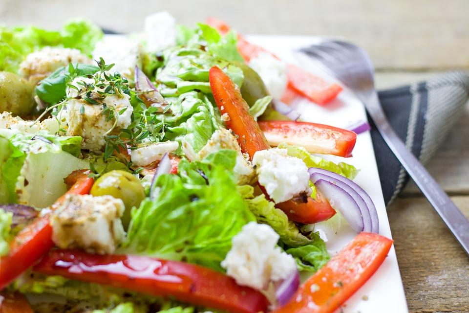 Greek Salad Recipe In A Jar