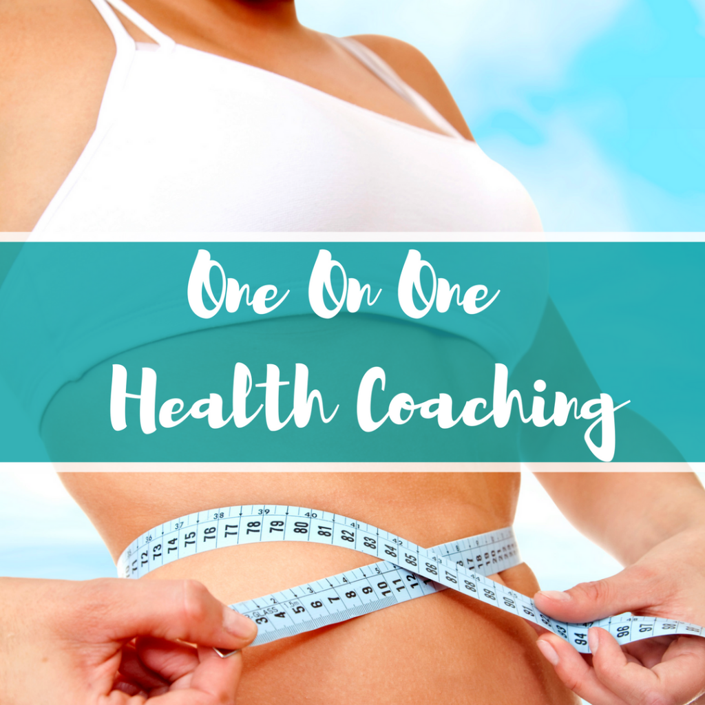 One on one health coach