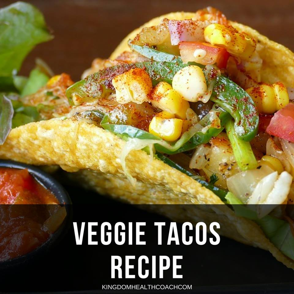 Vegetable Tacos Recipe