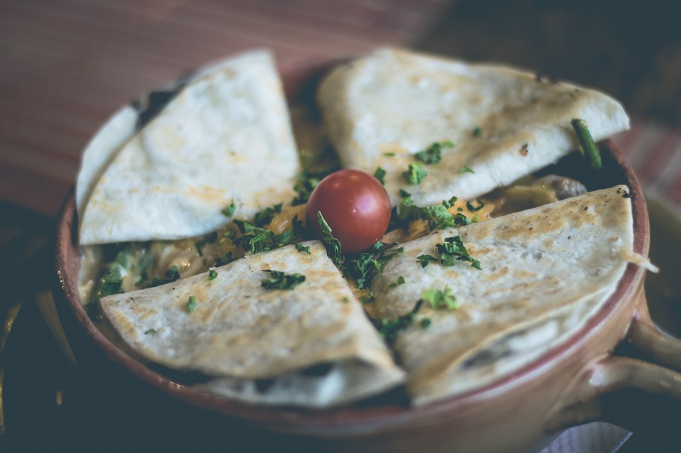 Easy Healthy and Quick Quesadilla Recipe