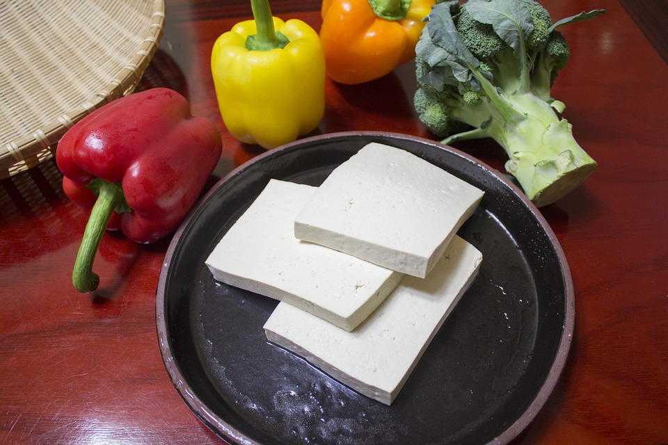 Nori Ginger Tofu Scramble