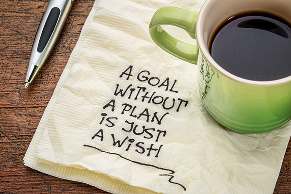 The 3 Steps to Reach Your Big Goal