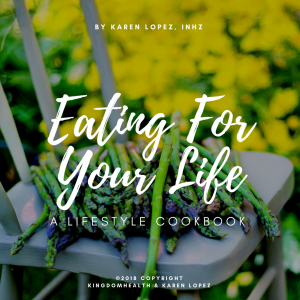 Eating For Your Life – Cookbook