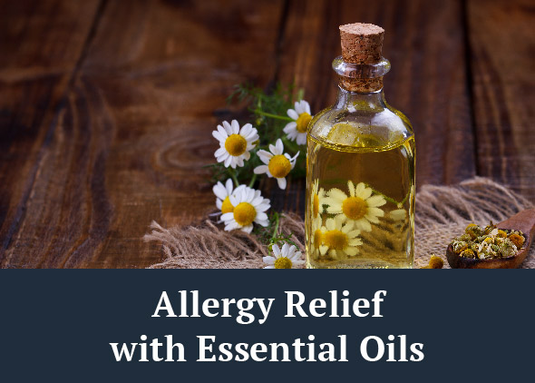 Allergy Relief with Essential Oils