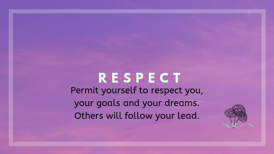 Build Your Self-Respect Today